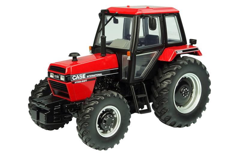 Case International 1494, 4WD - Röd